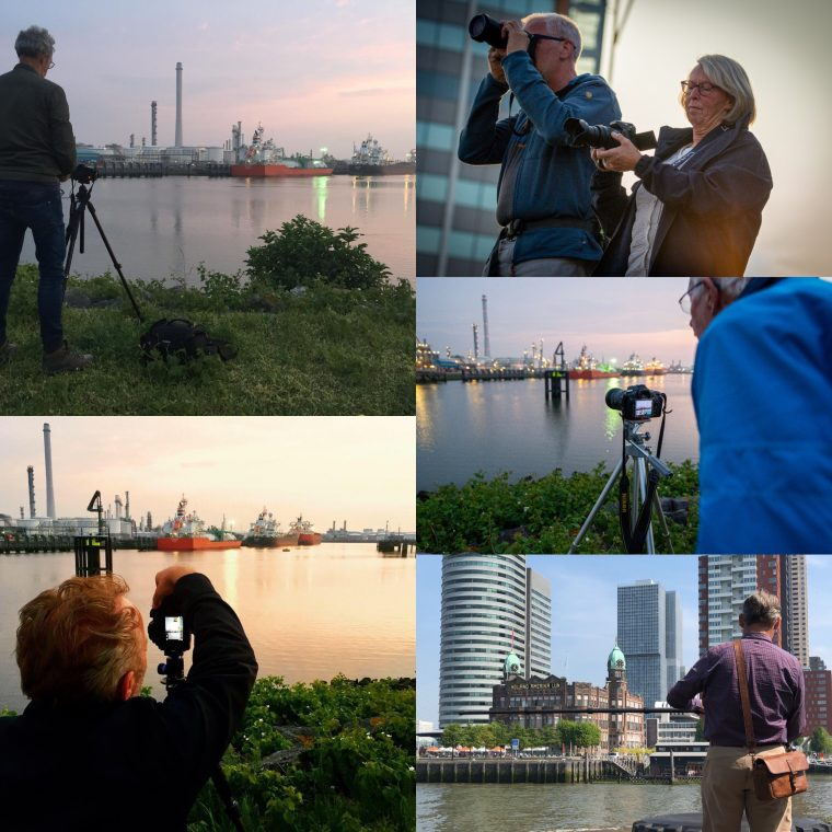Met FG Schelfhorst naar Rotterdam en Europoort