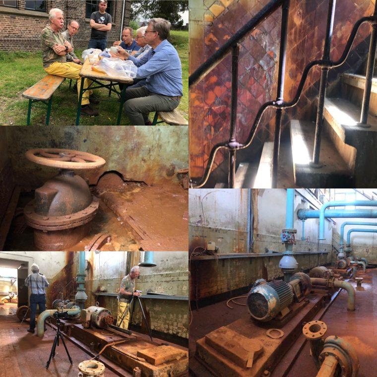 FG Schelfhorst zoekt de magie van een Oude Watertoren